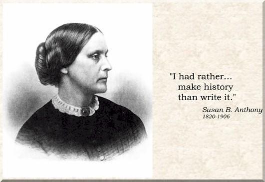 10 Major Accomplishments of Susan B Anthony